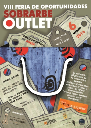 Outlet Sobrarbe 2016